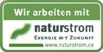 Wir arbeiten mit naturstrom